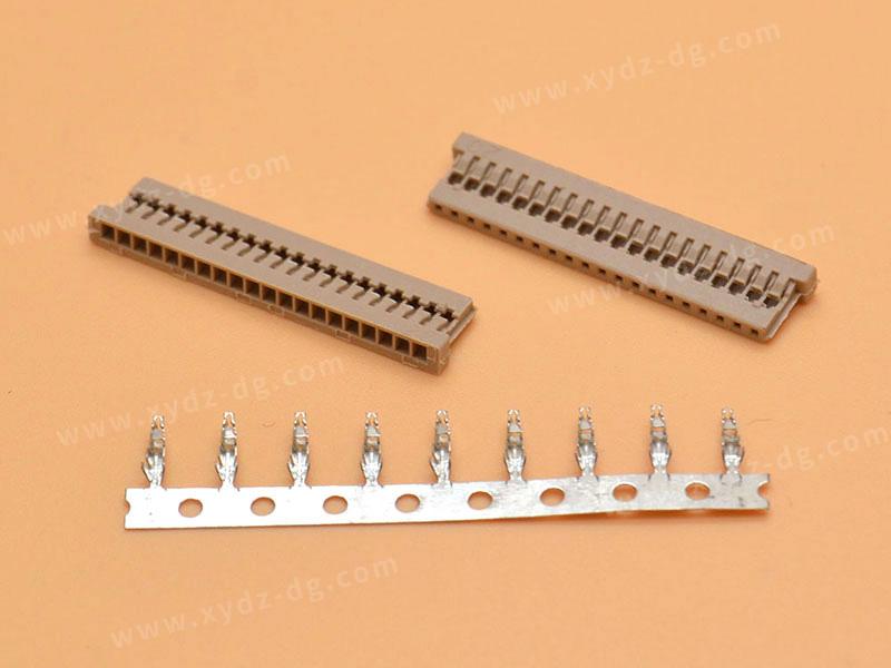 HRS DF14 1253连接器系列