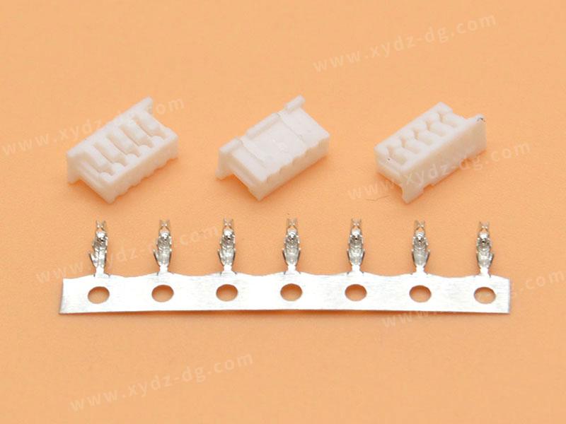 MX1.25 1250/51连接器系列