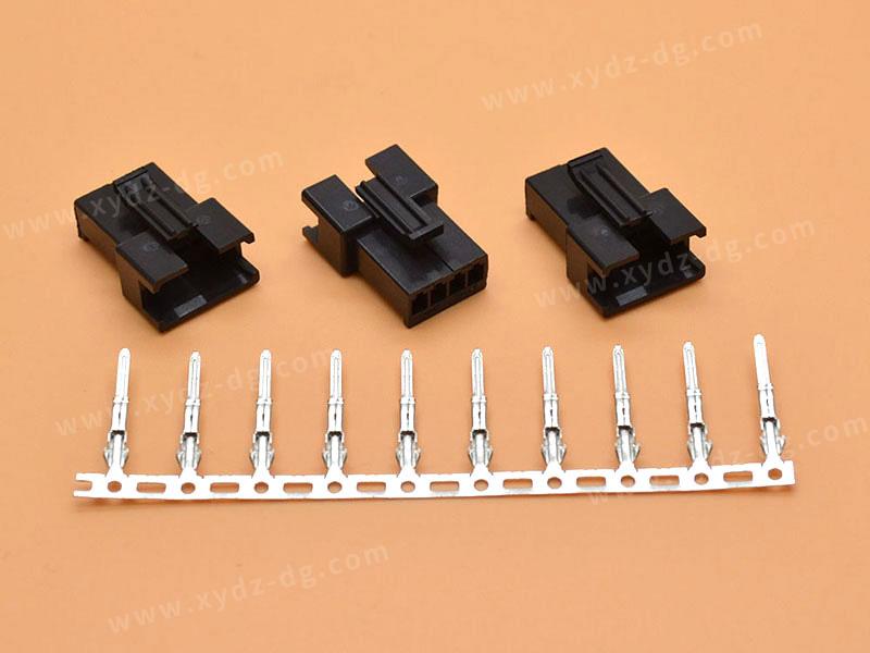 SM2.50 2511/12连接器系列