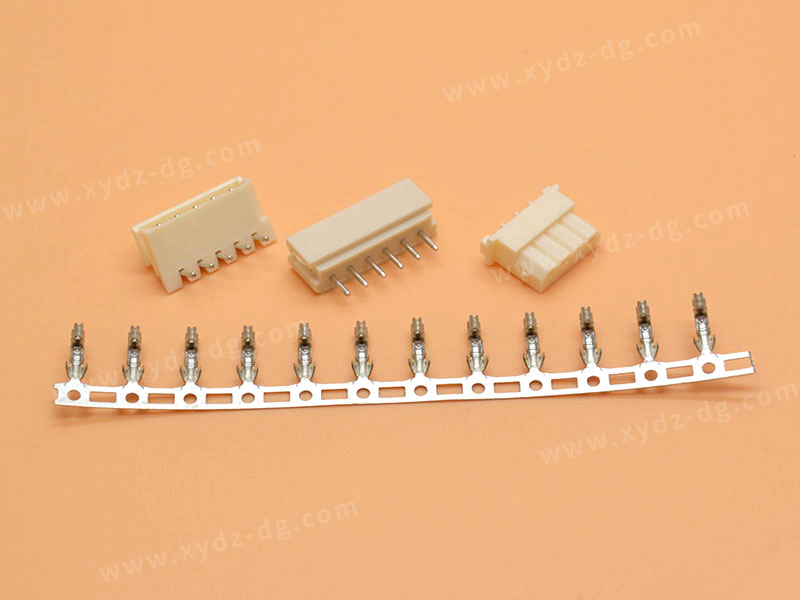 MX2.50 2505/06连接器系列