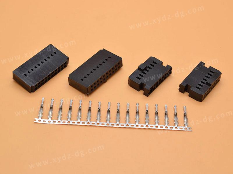 HRS2.54 2547连接器系列