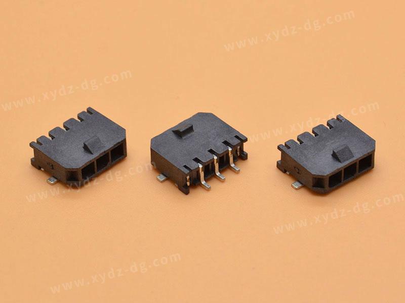 MX3.0 3045/单排SMT 90度Wafer