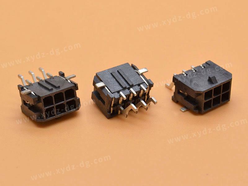 MX3.0 3045/双排SMT 90度Wafer