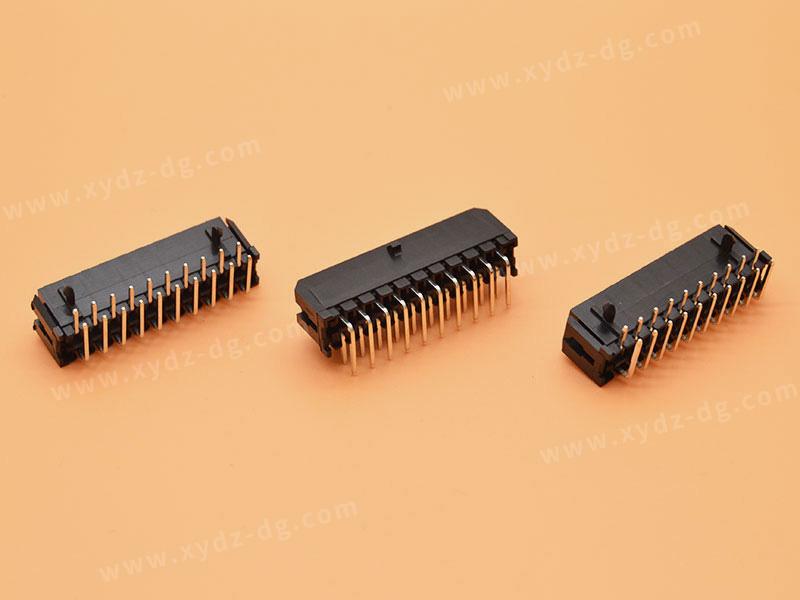 MX3.0 3045/双排DIP 90度Wafer