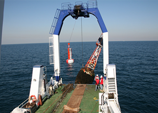 安全水域浮标