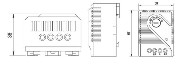 濕度控制器-霆翔電氣