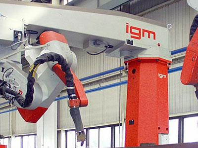 IGM機器人維修