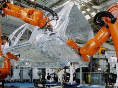庫卡機器人維修