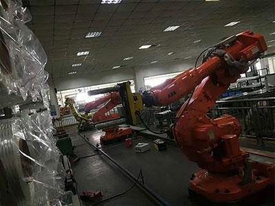 ABB機器人維修