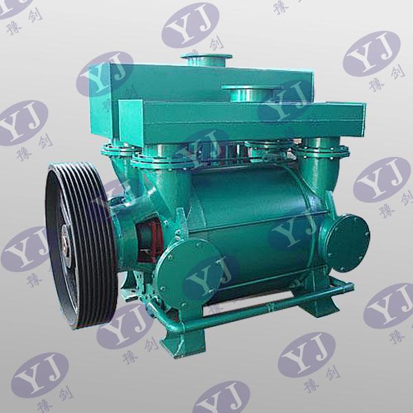 羅茨真空泵產生噪音的原因