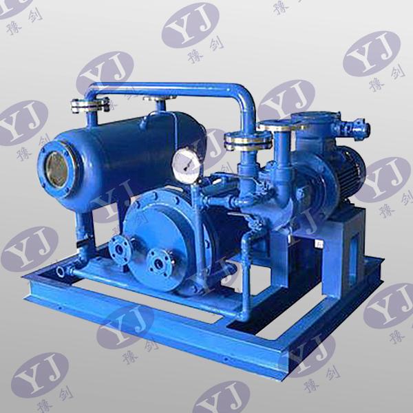 2BW水环式真空泵闭路系统