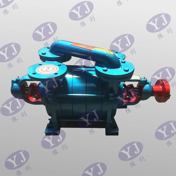 2SK-P1系列两级真空泵带一级大气喷射泵机组