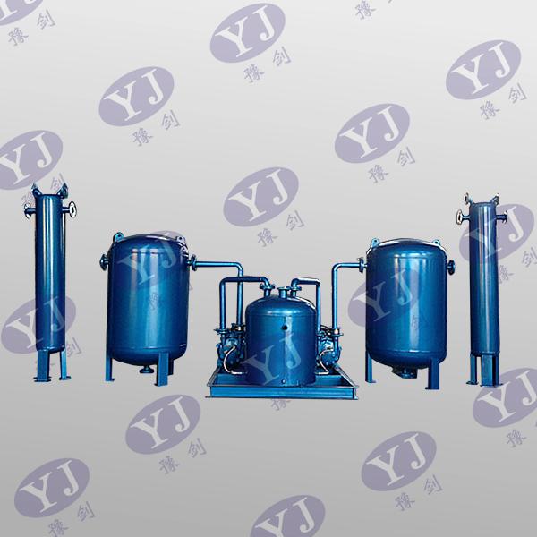 消失模真空泵真空负压系统