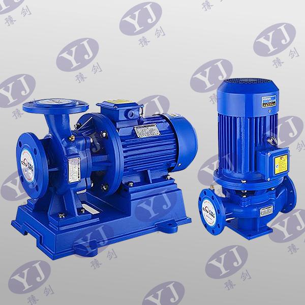 HTL,HTW系列单级单吸免保养立(卧)式离心泵