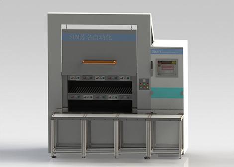 变频器老化测试系统0.37-15KW
