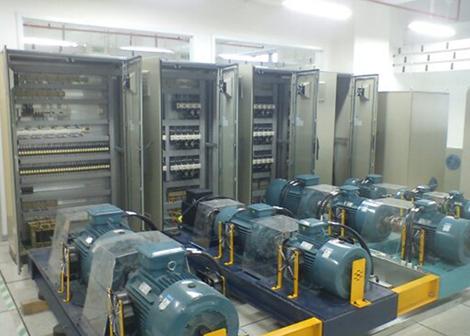 75KW以上变频器测试设备(满载)变频器测试系统