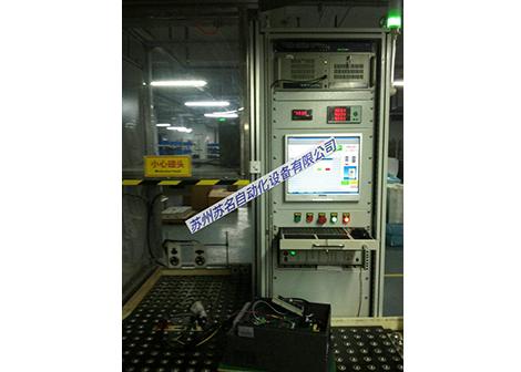 变频器装配测试包装线体