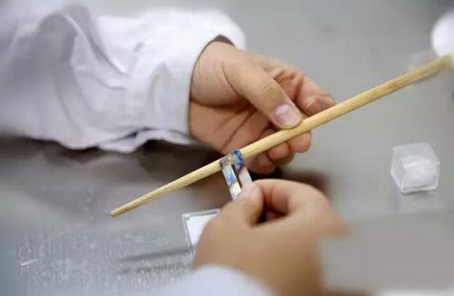 檢測筷子衛生