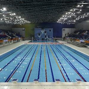 游泳場館和公共浴室水質