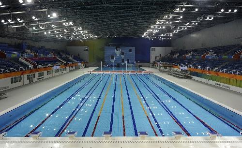 游泳场馆和公共浴室水质