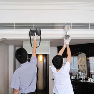 集中空調通風系統衛生