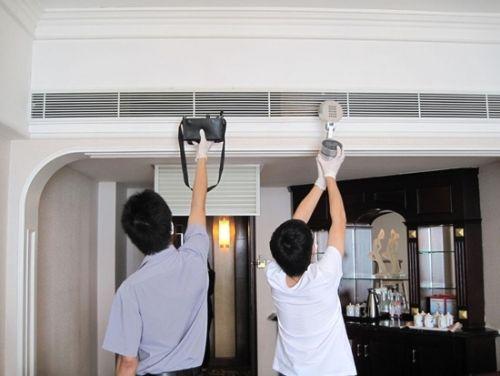 集中空调通风系统卫生