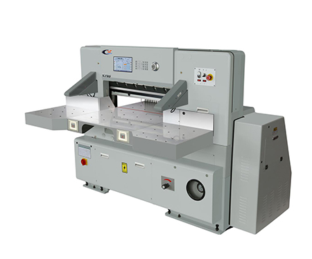 QZK780DH-10 touch screen paper cutter