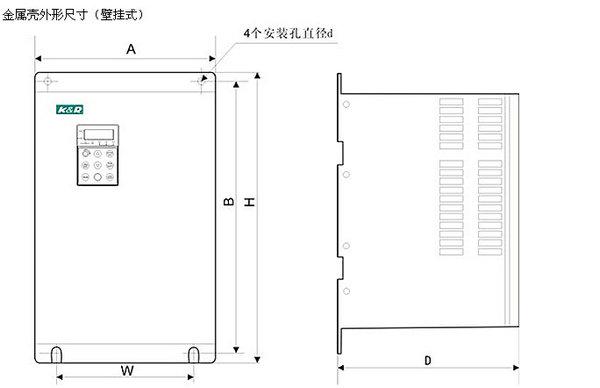 机箱外形尺寸