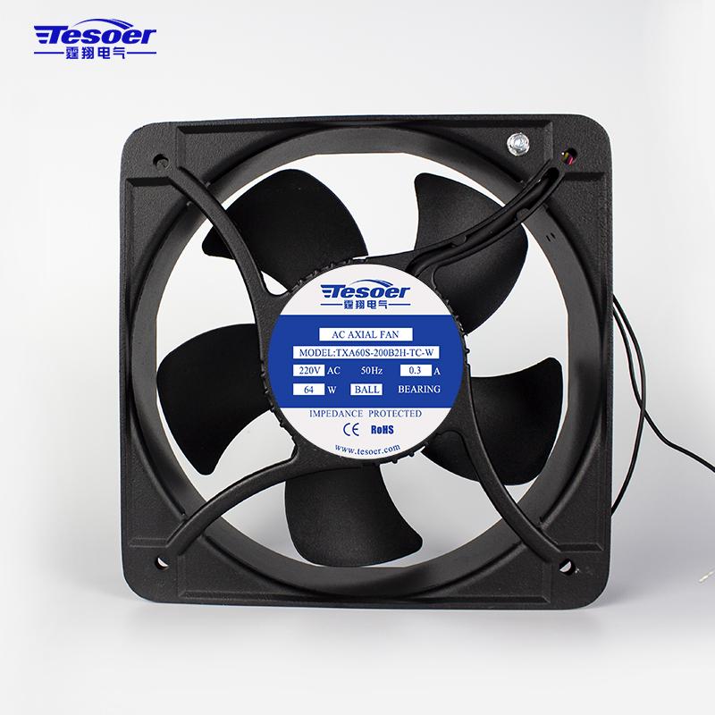 AC轴流风机TXA60S-200B2H-TC-W