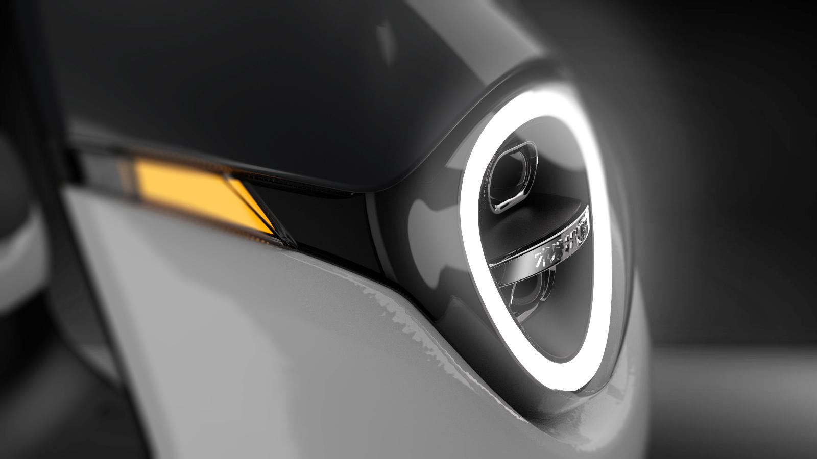 可人电动车设计-上海设响设计