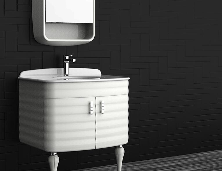 乐浪浴室柜