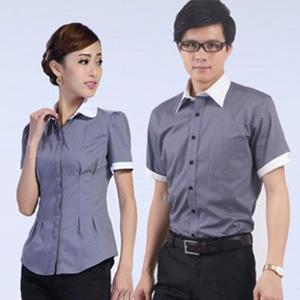 供应短袖衬衫 批发短袖衬衫 订做短袖衬衫