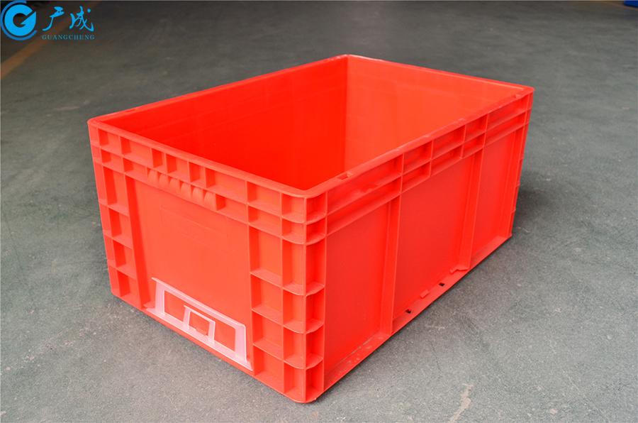 EU4628物流箱正面特写