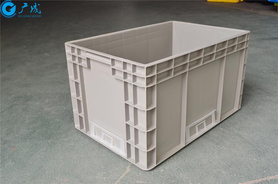 EU4633物流箱正面特写