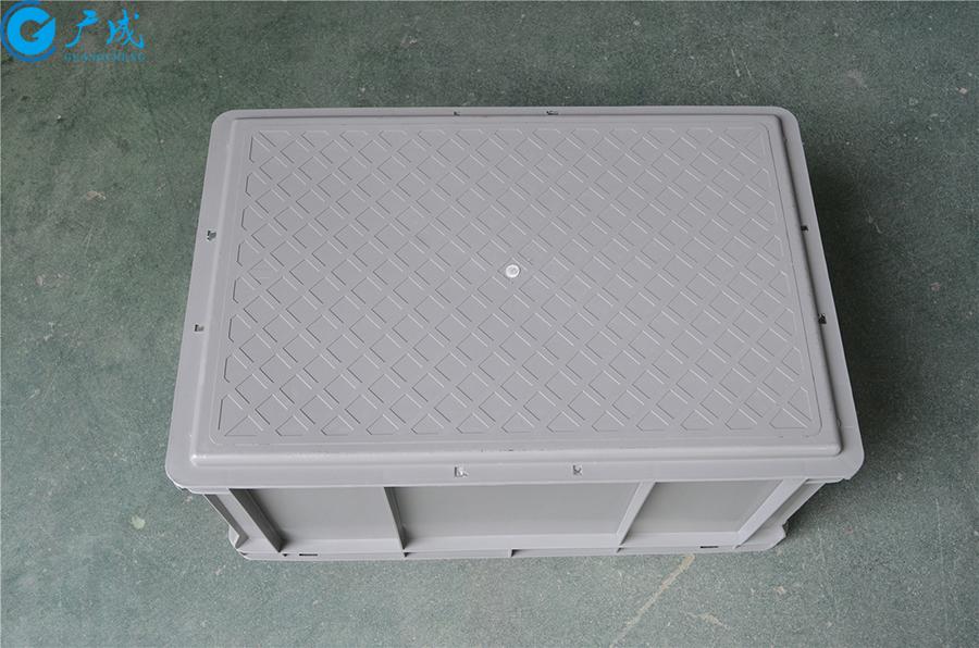 EU6428物流箱底部面
