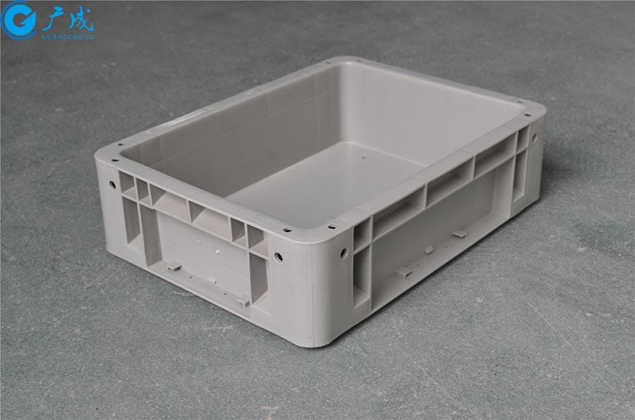 EU4311物流箱正面特写