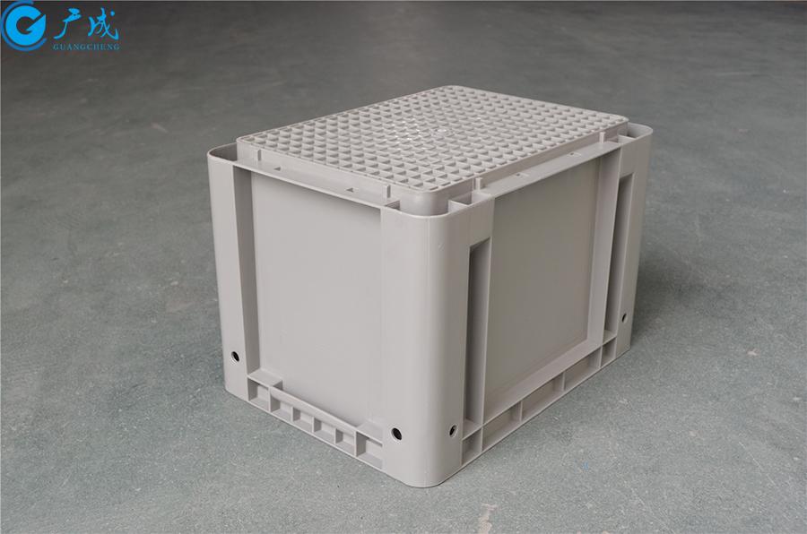 EU4328物流箱包角款底部特寫