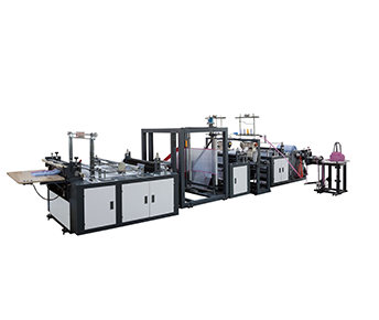 Automatic non-woven slitting machine