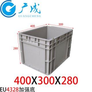 EU4328物流箱(加强底)