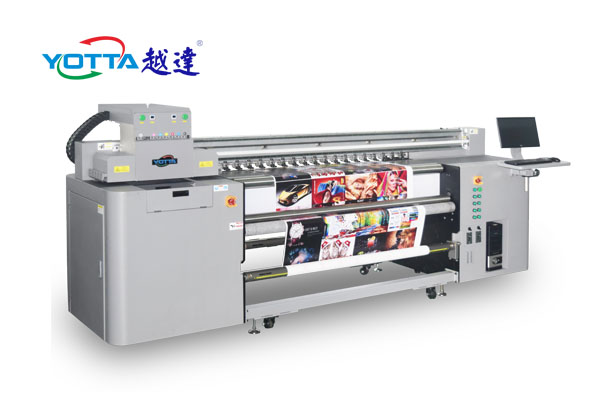 YD-R1800R5 UV卷材打印机