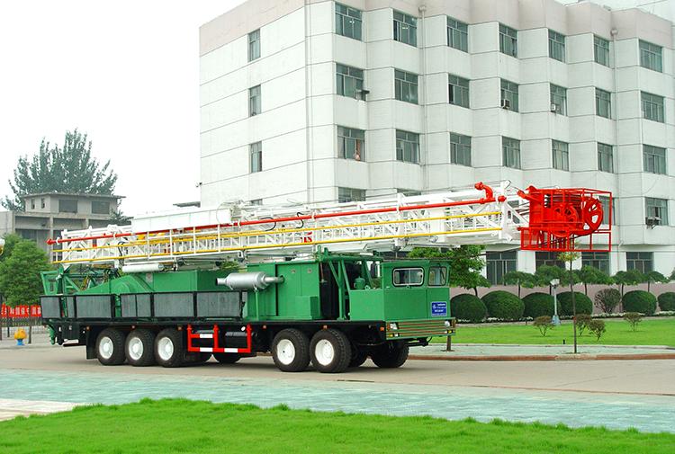 1000米车装钻机