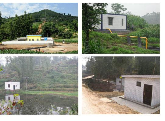 提灌供水遠程控制系統實際案例