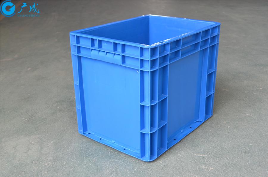 EU4333物流箱正面特寫