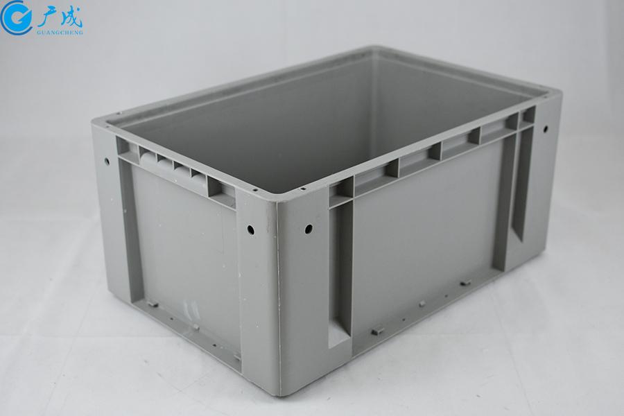 EU4628物流箱包角款正面特写
