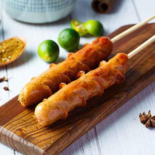 瓦倫西亞烤腸