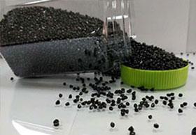 黑色母粒有塑料制品中的应用