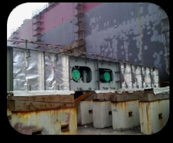 PSPC船用涂装防火布