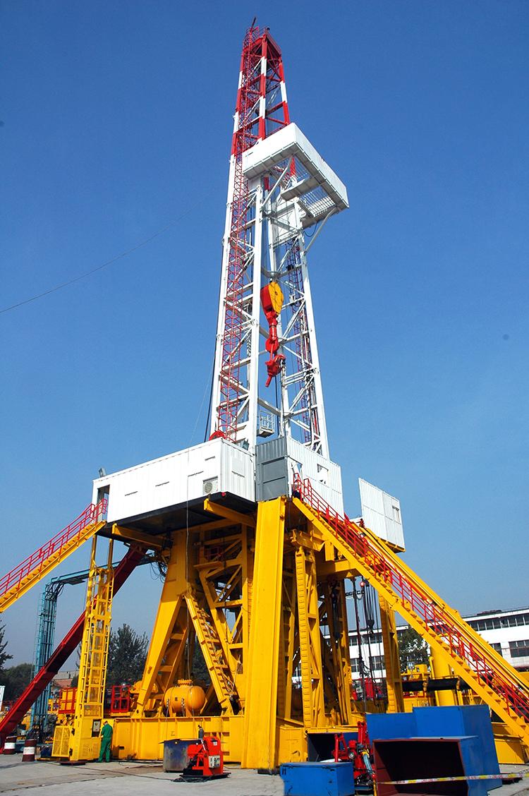 7000米撬装钻机