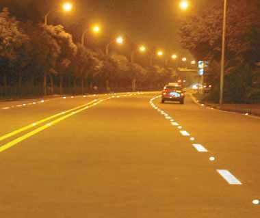 道路照明的節能標準和措施