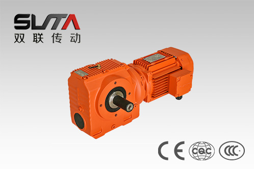 SC系列斜齒-蝸輪減速機
